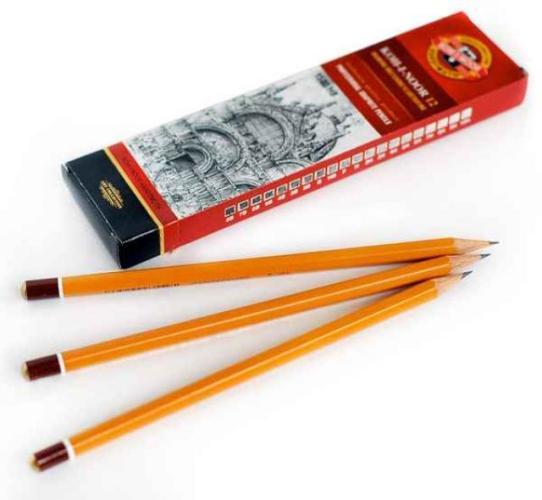 Простые карандаши KOH-I-NOOR