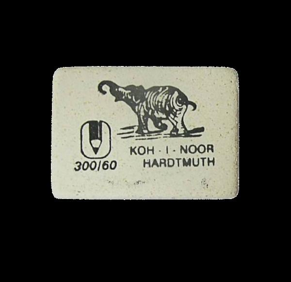 """Ластик """"со слоном"""" KOH-I-NOOR"""