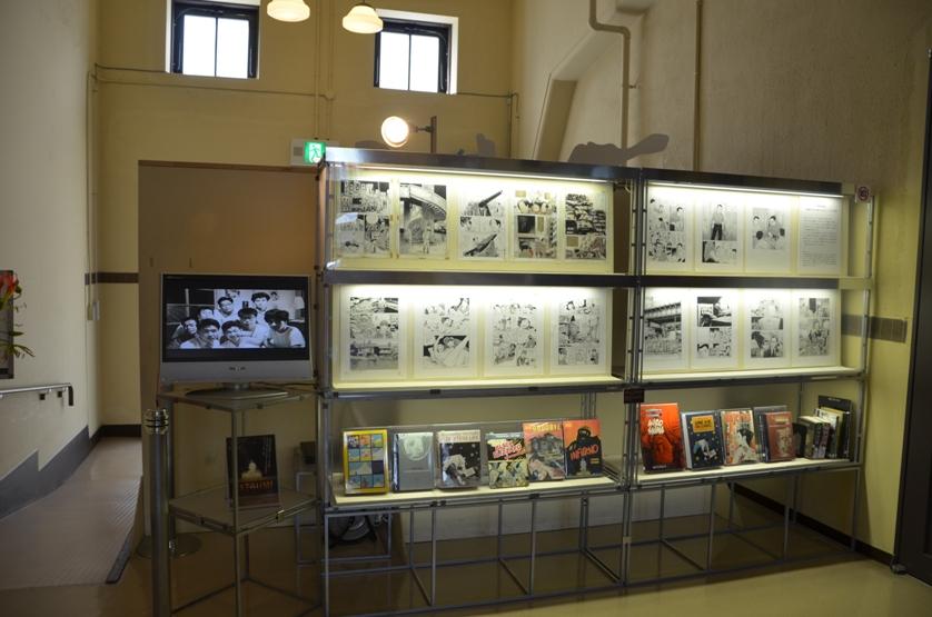 Выставка, посвященная Ёсихиро Тацуми © фото Юки Магуро