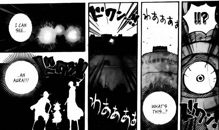 Пробуждение Кэнбунсёку Хаки у Усоппа – «One Piece» © Эйитиро Ода
