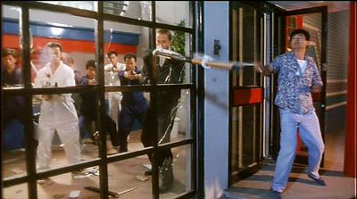 Чоу Юнь-Фат «Непобедимый Тигр» (1988)