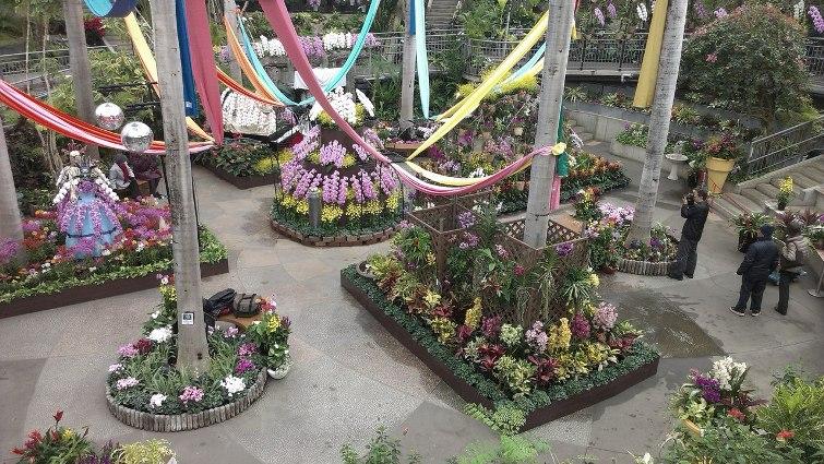 Парк цветов Тоттори © фото: Анастасия Жернакова