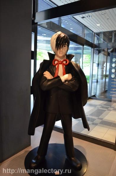 статуя хирурга Блэк Джека