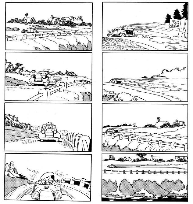 """""""Новый остров сокровищ"""" Осаму Тэдзука (1984)."""
