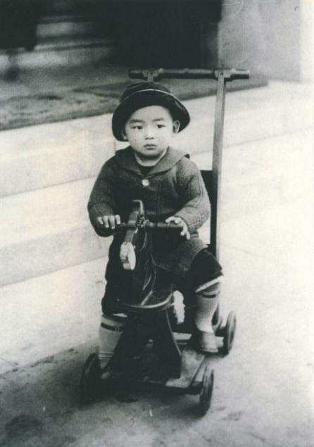 Маленький Мидзуки ⓒ фото 水木プロダクション