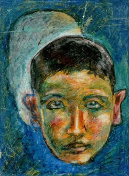 "Картины ""Мысли"", 1936 г. ⓒ фото 水木プロダクション"