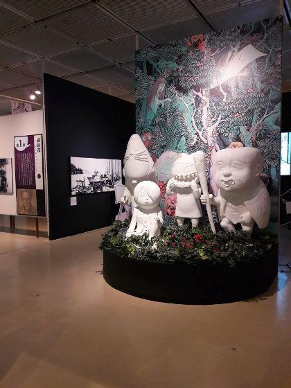В музее Мидзуки Сигэру © фото Татьяна Лепихина