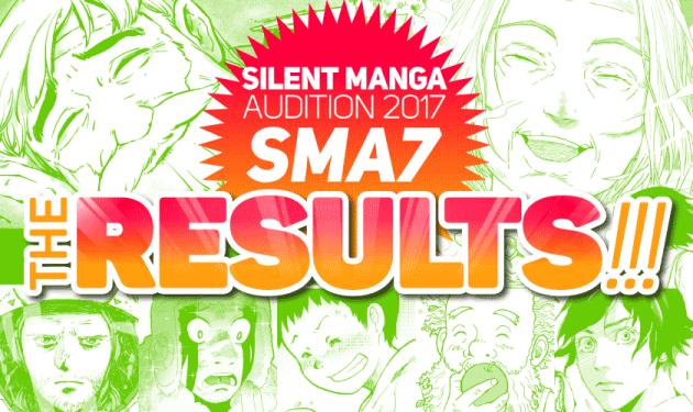 Результаты SMA07