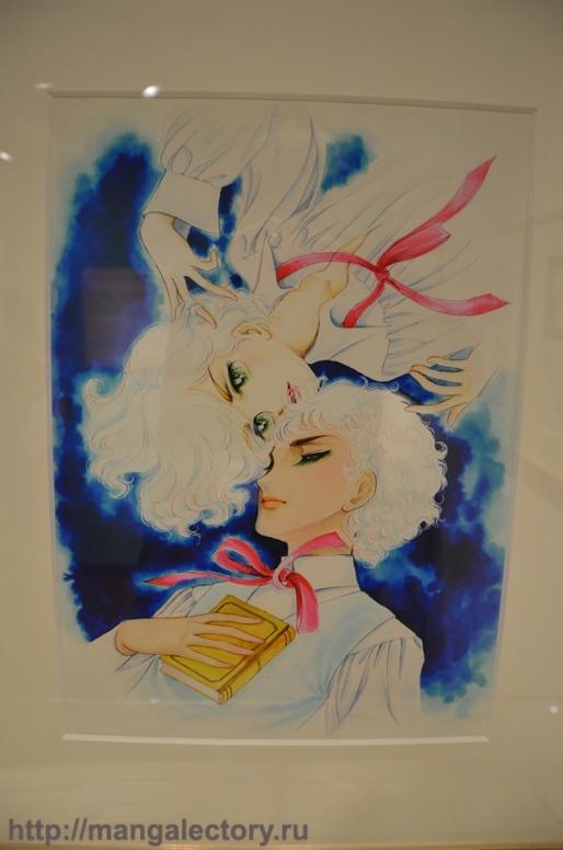 Поцелуй во время сна - персонажи манги Песня ветра и деревьев