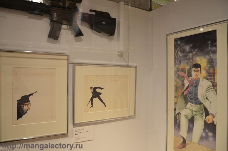 Киллер Голго-13 и его оружие