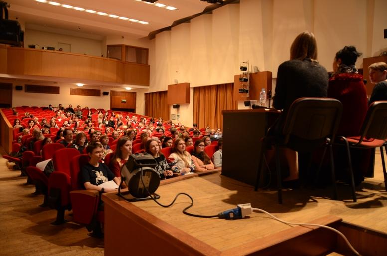 Большой зал Библиотеки иностранной литературы ВГБИЛ © фото Японский фонд