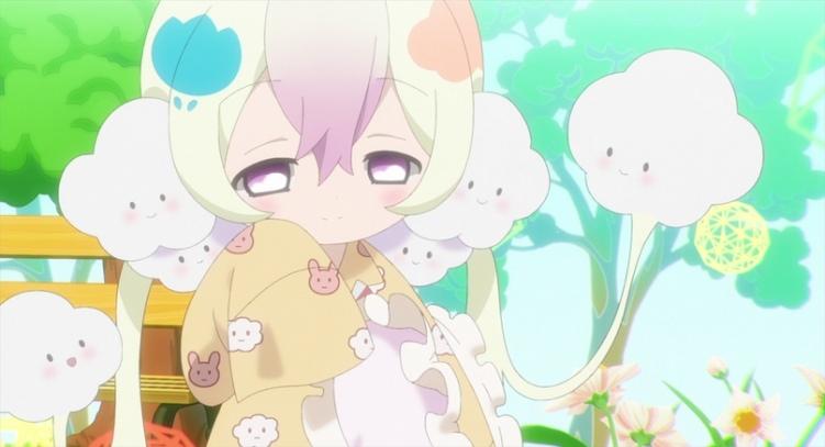 аниме Проект по воспитанию девочек-волшебниц (2016)
