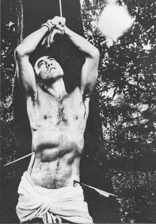 Мисима Юкио, фотосессия «Баракэй» (1963)