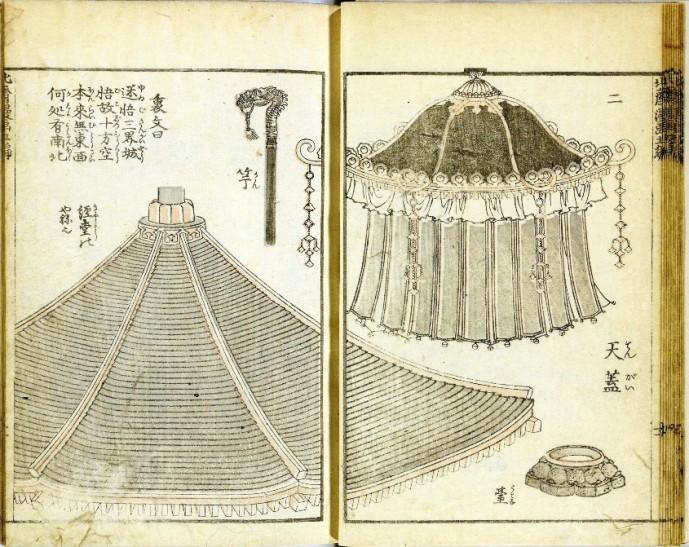 «Манга Хокусая», том 5, cтр. 11l–12r